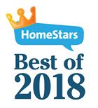 HomeStars 2018 Award